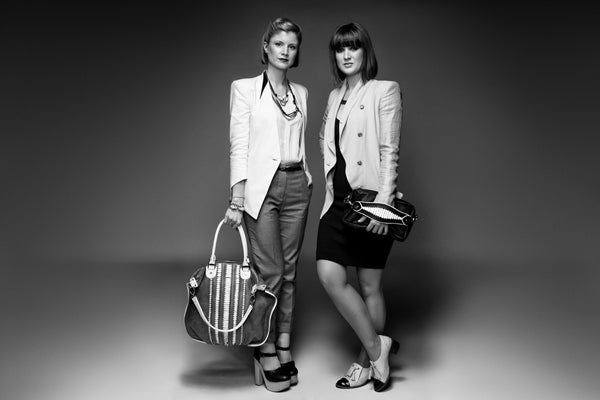 Saben - Portraits of Style - Kelle and Katie Skelton 600px