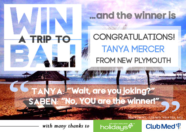WIN a trip to Bali landscape_WinnerEDM