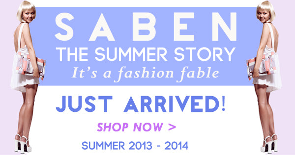 Saben Summer Story - JUST ARRIVED