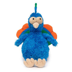 Fuzzyard Showboat the Peacock Dog Toy