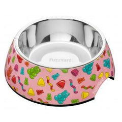 Fuzzyard Jelly Bears Feeding Bowl
