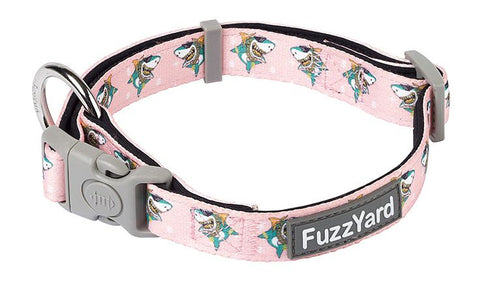 Fuzzyard LL COOL JAW$ Dog Collar