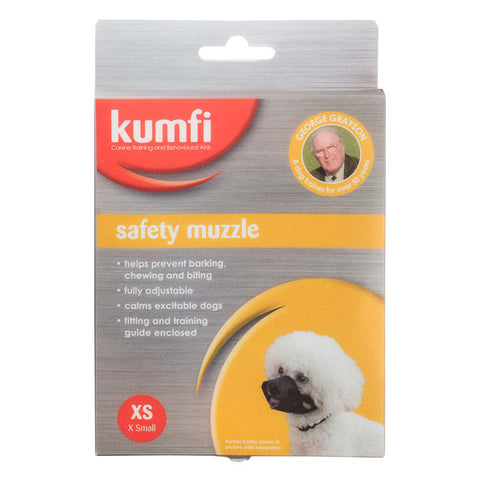 Kumfi Safety Dog Muzzle