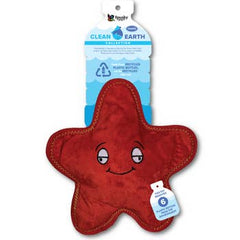 Clean Earth Starfish Dog Toy