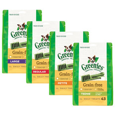 Greenies Grain Free Dental Treat 340g