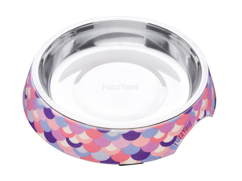 Fuzzyard Atlantica Cat & Pug Bowl