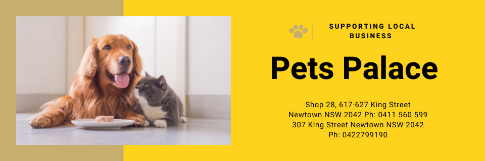 Pets Palace huge range great prices