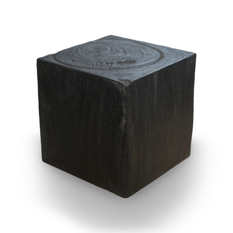 Burned Wood Block BW-1020