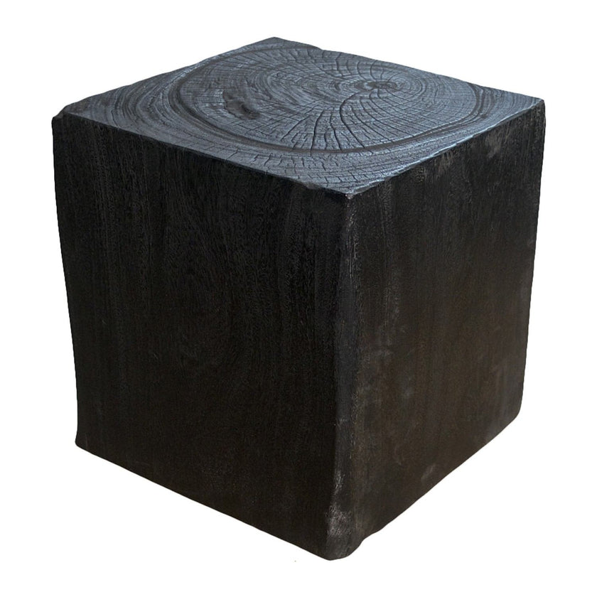Burned Wood Block BW-1020 by AIRE Furniture