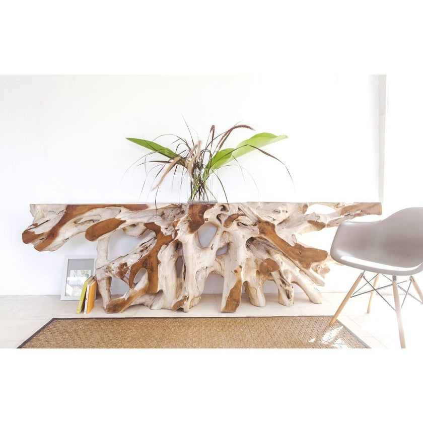Modern Root Console Table RF-1070 by AIRE Furniture