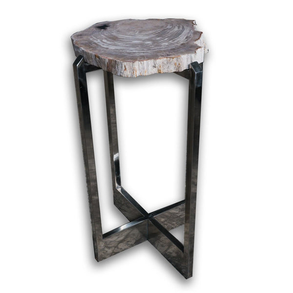 Petrified Wood Table PF-1065 by AIRE Furniture