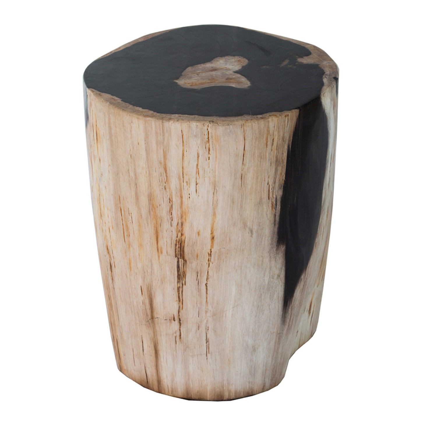 Petrified Wood Stool PF-2006 by AIRE Furniture