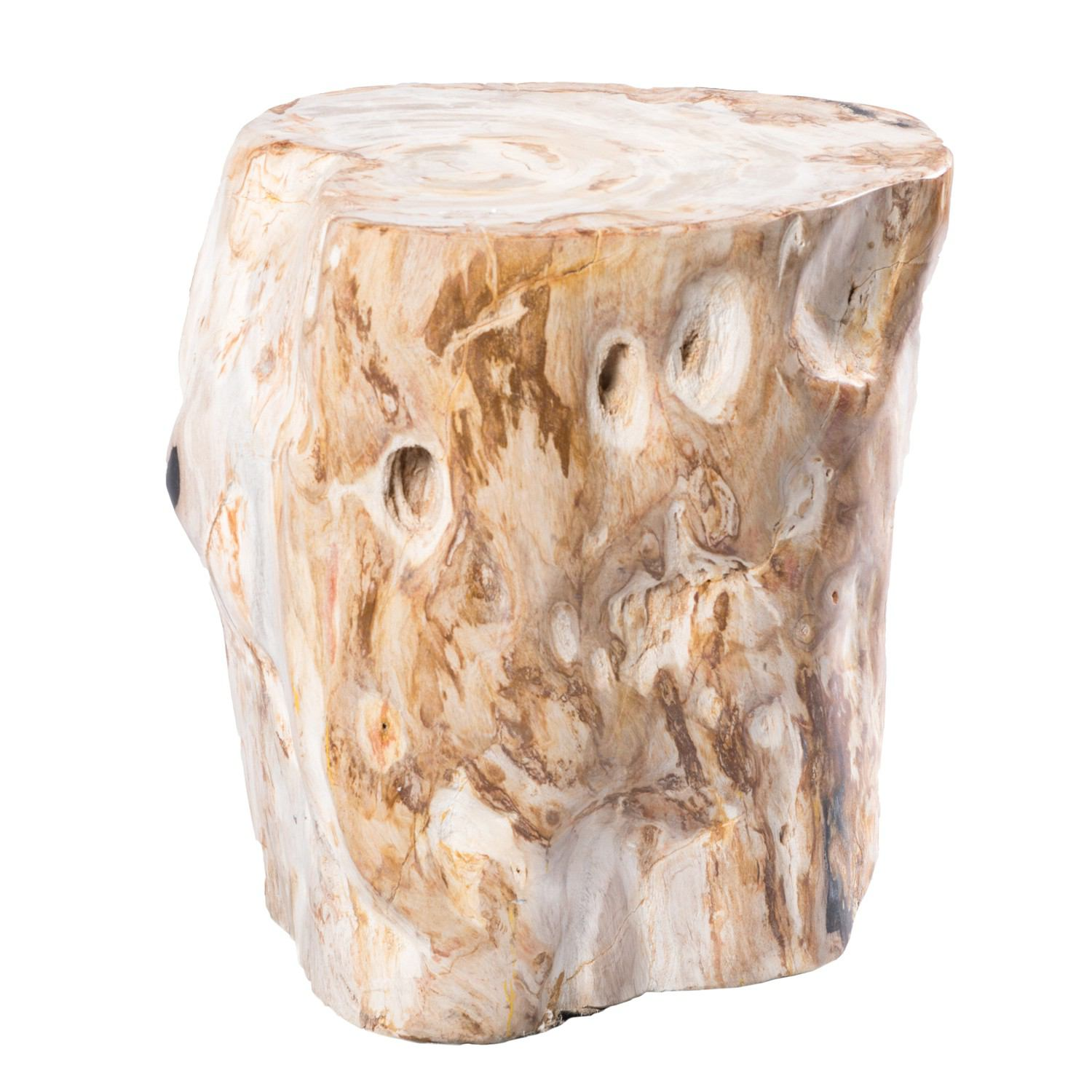 Petrified Wood Stool PF-2022 by AIRE Furniture