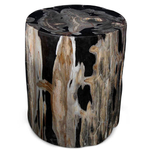 Petrified Wood Log Stool PF-2042 by AIRE Furniture