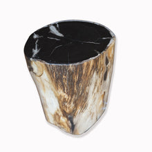 PF-2081 Petrified Wood Stool by AIRE Furniture