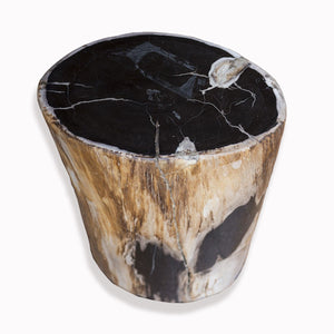 PF-2082 Petrified Wood Stool by AIRE Furniture