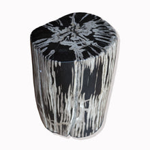 PF-2083 Petrified Wood Stool by AIRE Furniture