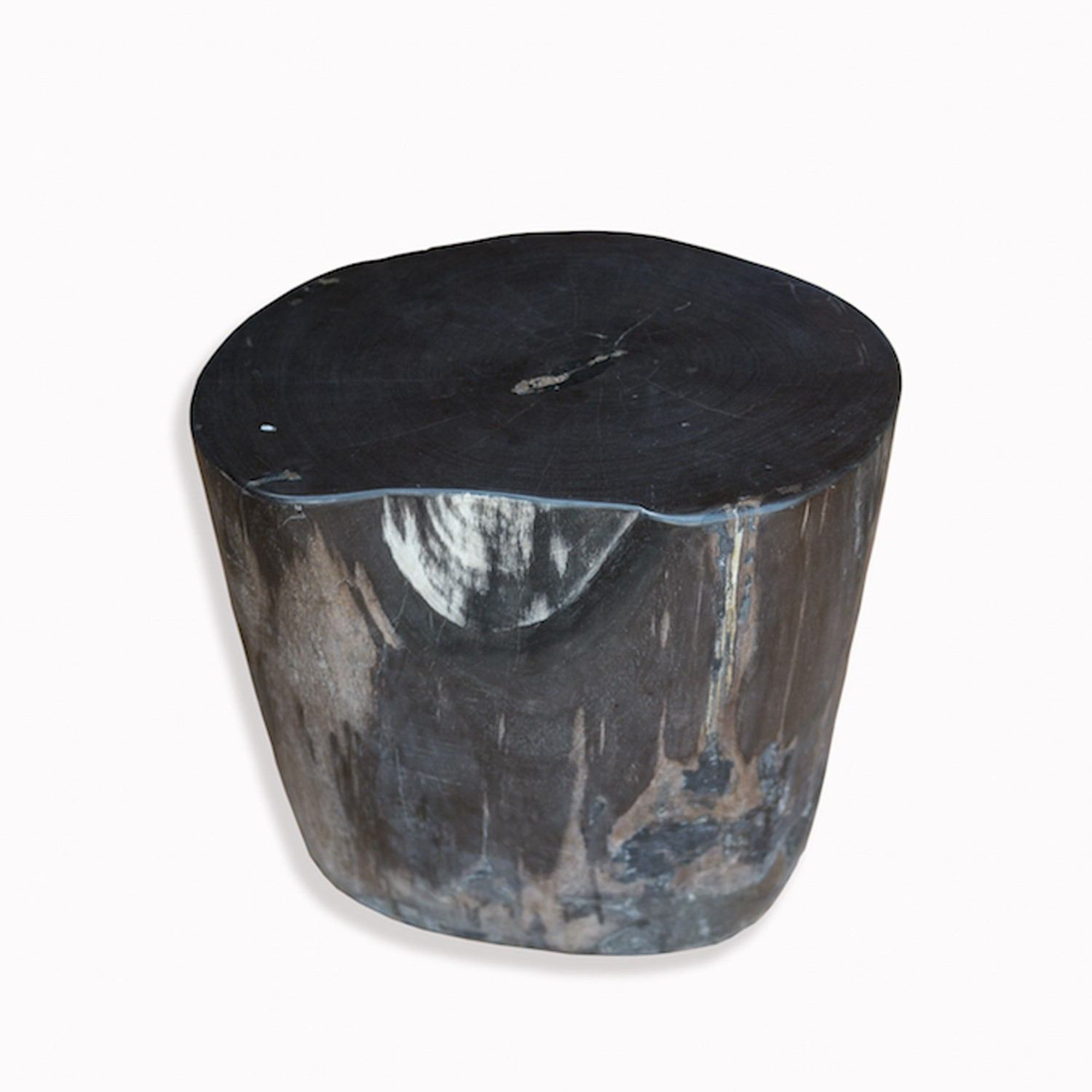 PF-2093 Petrified Wood Stool by AIRE Furniture