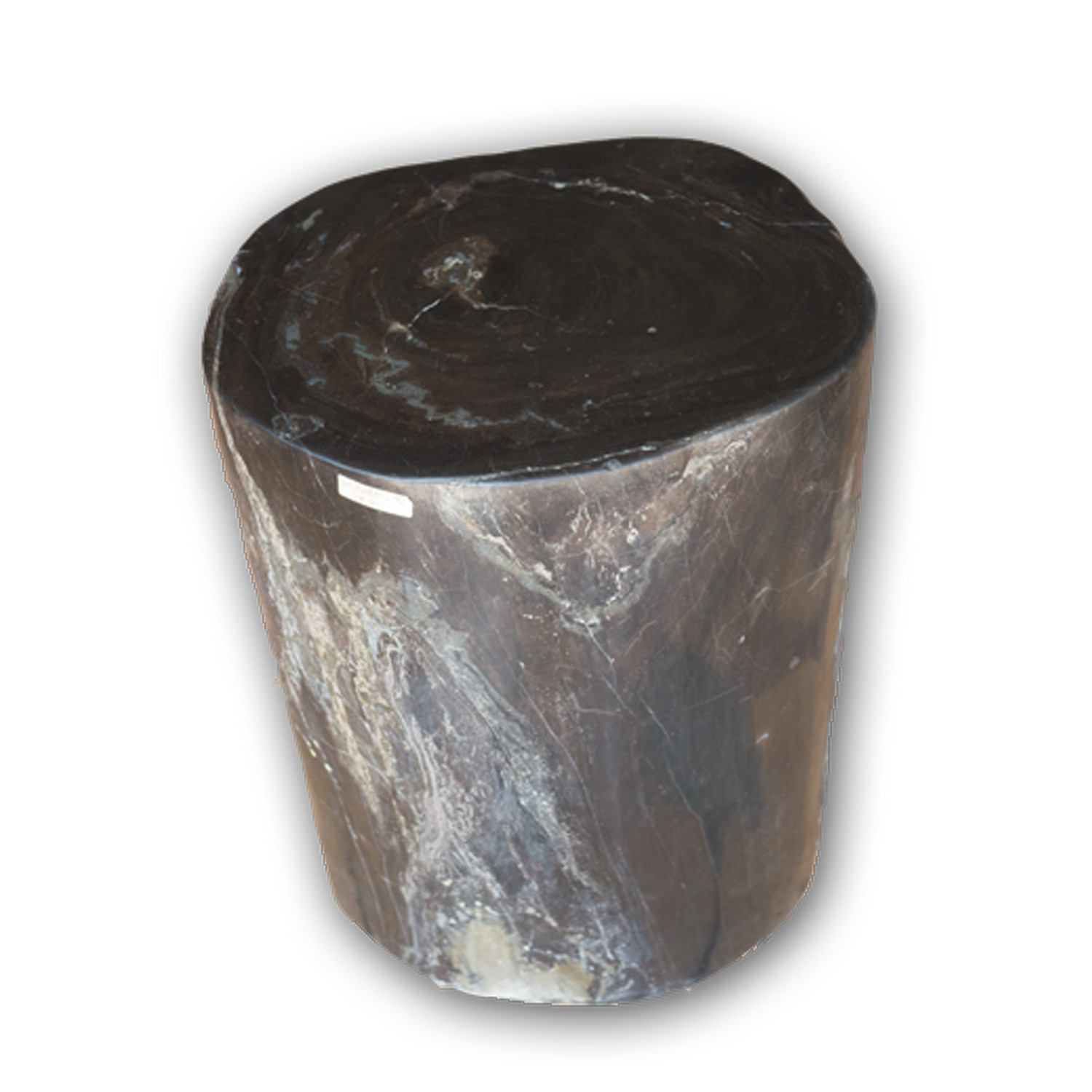 Petrified Wood Log Stool PF-2107 by AIRE Furniture