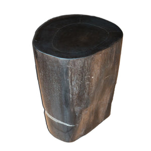 Petrified Wood Log Stool PF-2112 by AIRE Furniture