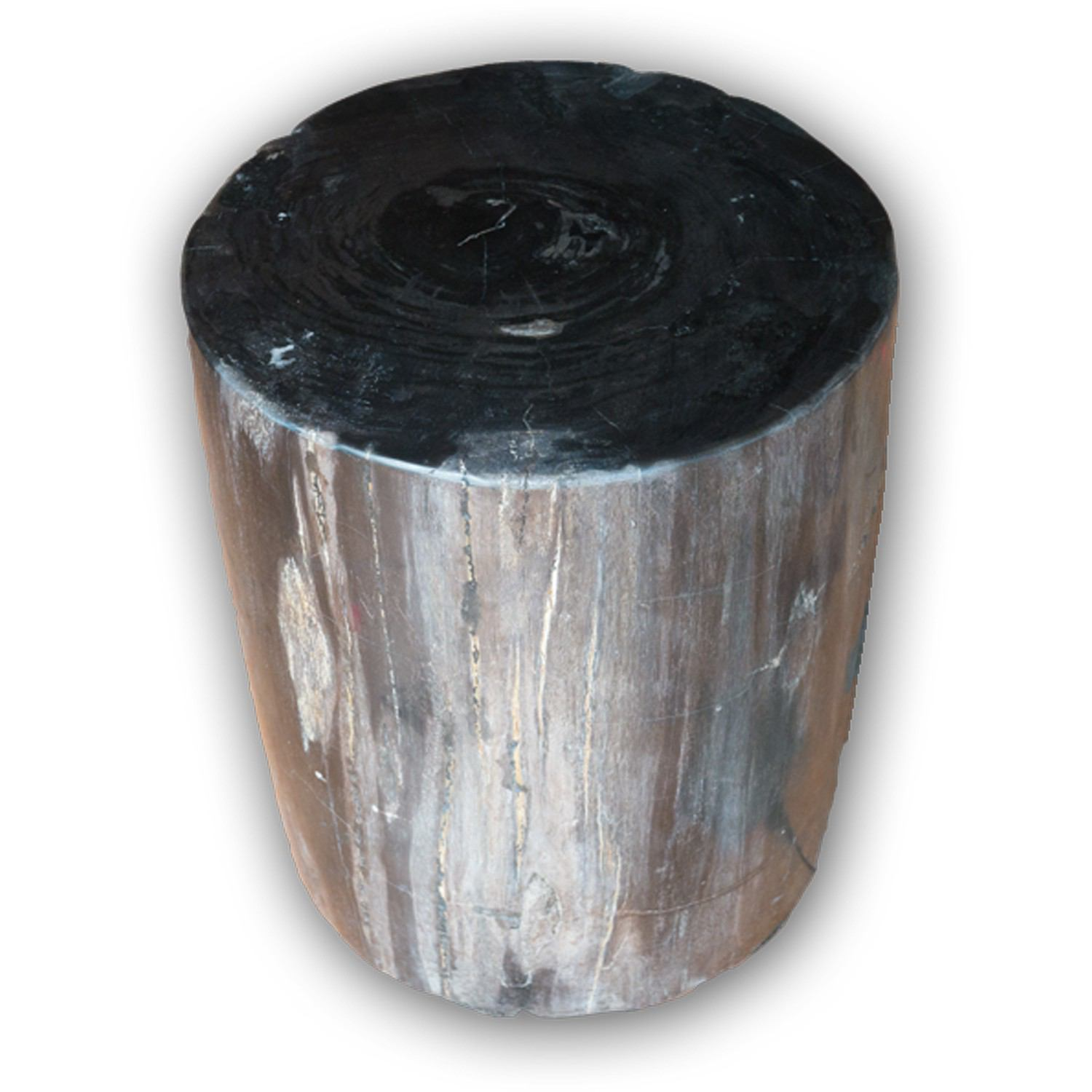 Petrified Wood Log Stool PF-2115 by AIRE Furniture