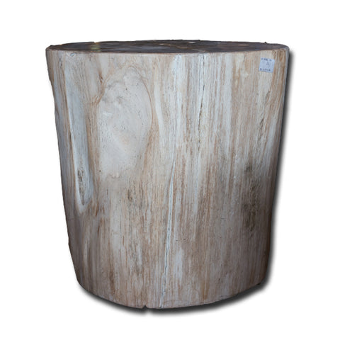 Petrified Wood Stool PF-2165