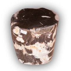 Petrified Wood Log Stool PF-2128