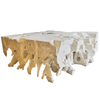 Bleached Root Coffee Table RF-1000