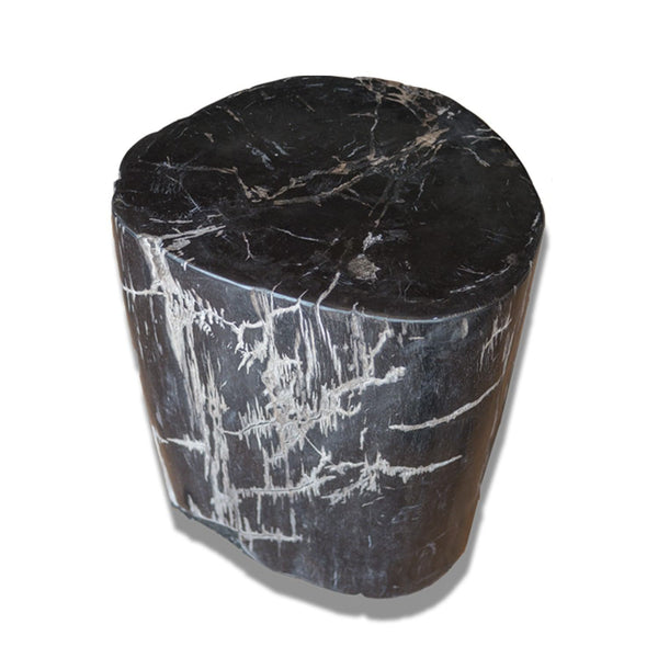 PF-2132 Petrified Wood Stool by AIRE Furniture