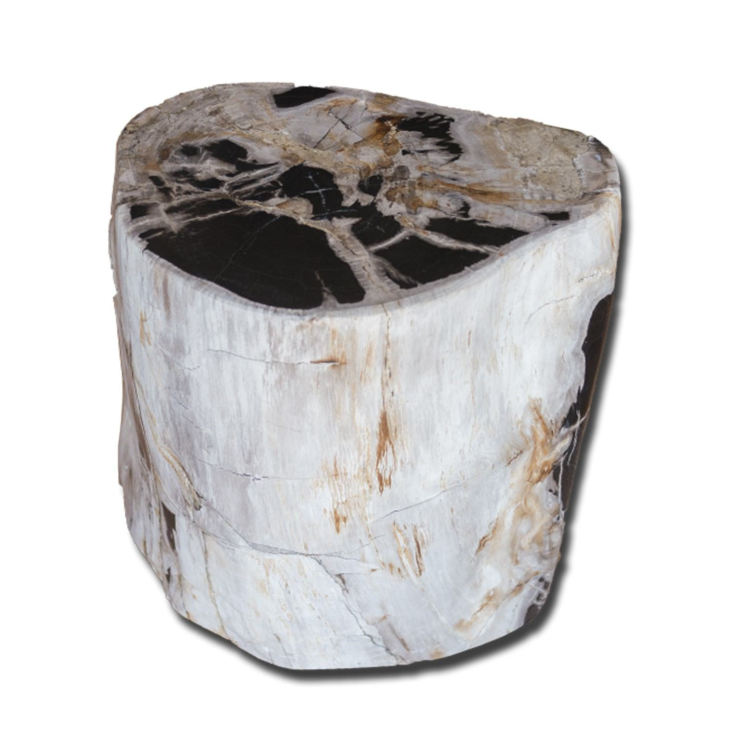 PF-2136 Petrified Wood Stool by AIRE Furniture