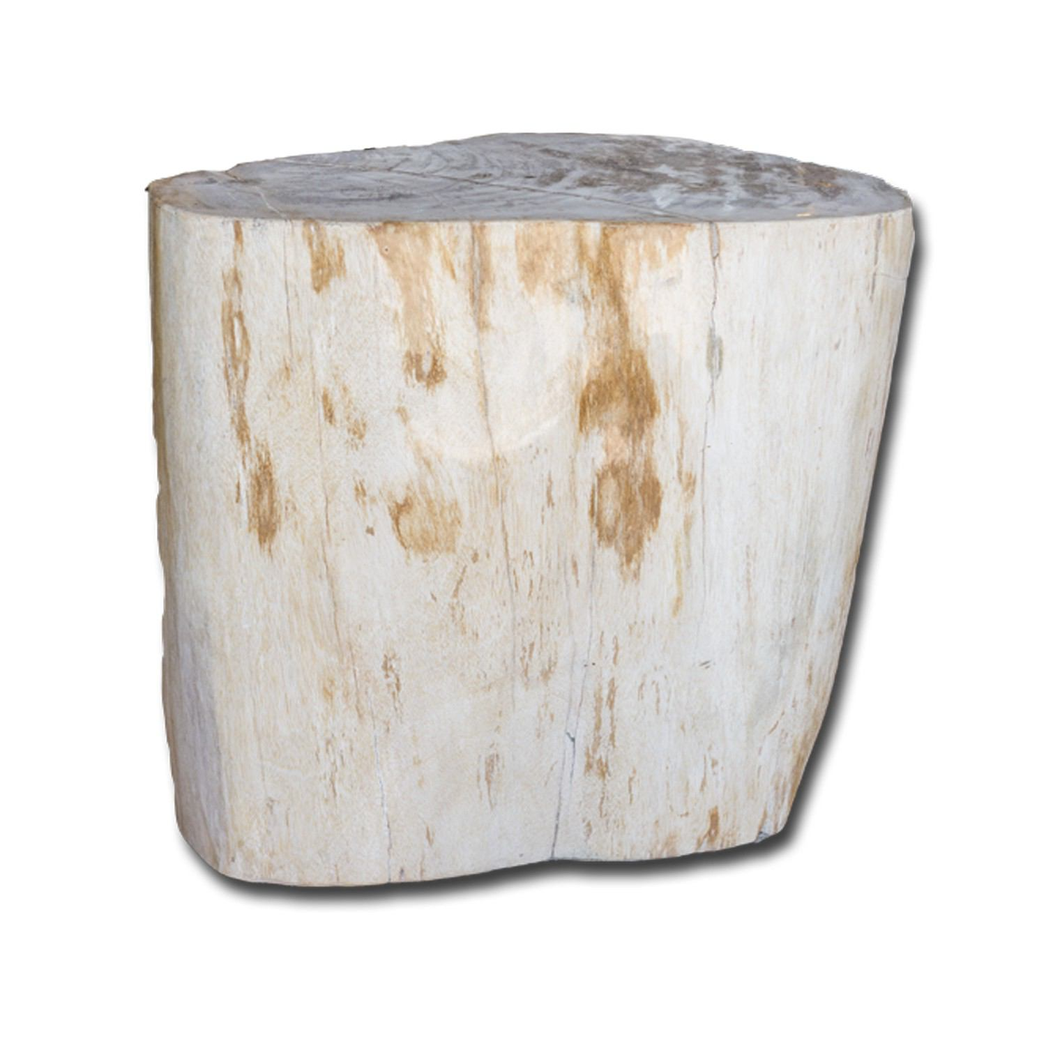 PF-2138 Petrified Wood Stool by AIRE Furniture