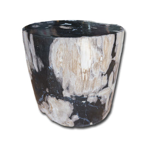 PF-2141 Petrified Wood Stool by AIRE Furniture