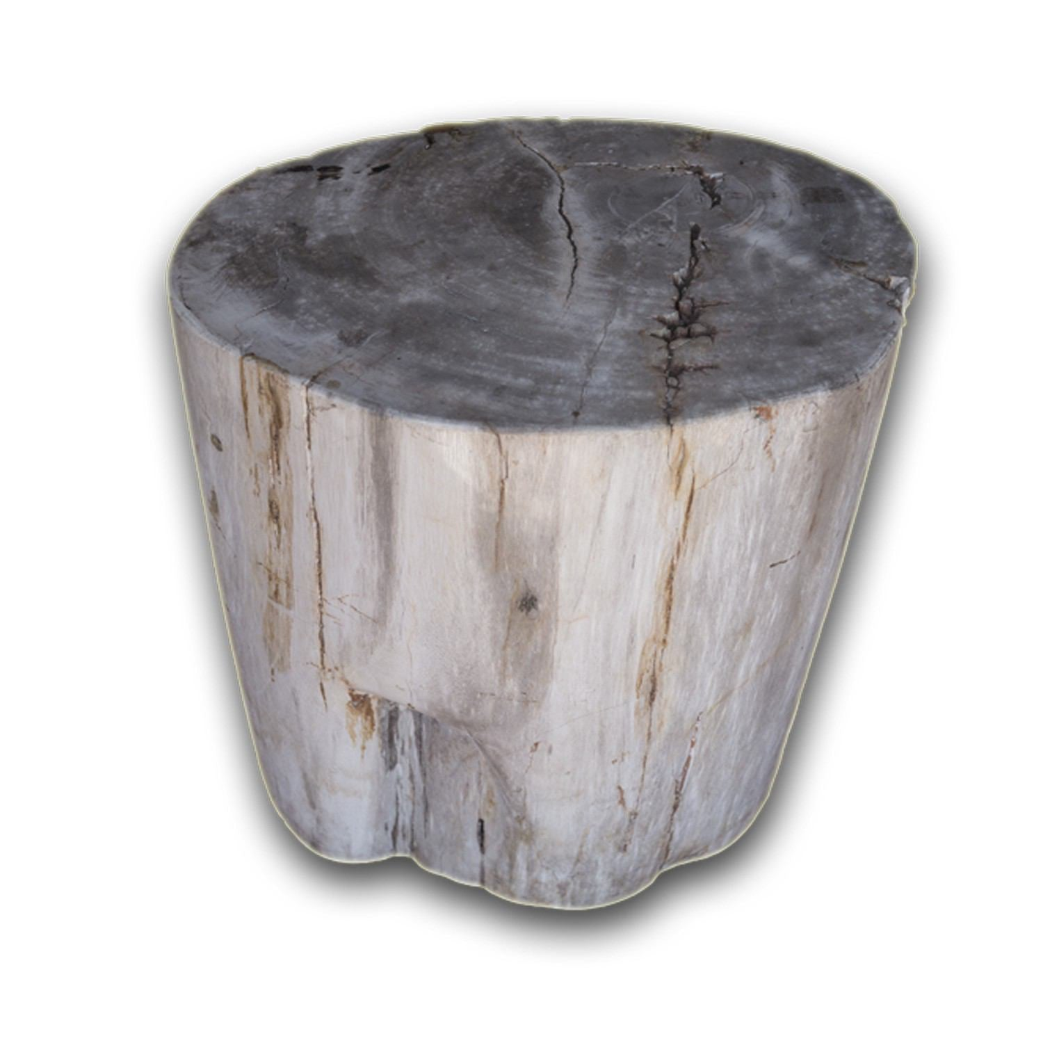 PF-2142 Petrified Wood Stool by AIRE Furniture