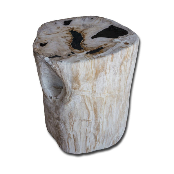 PF-2143 Petrified Wood Stool by AIRE Furniture