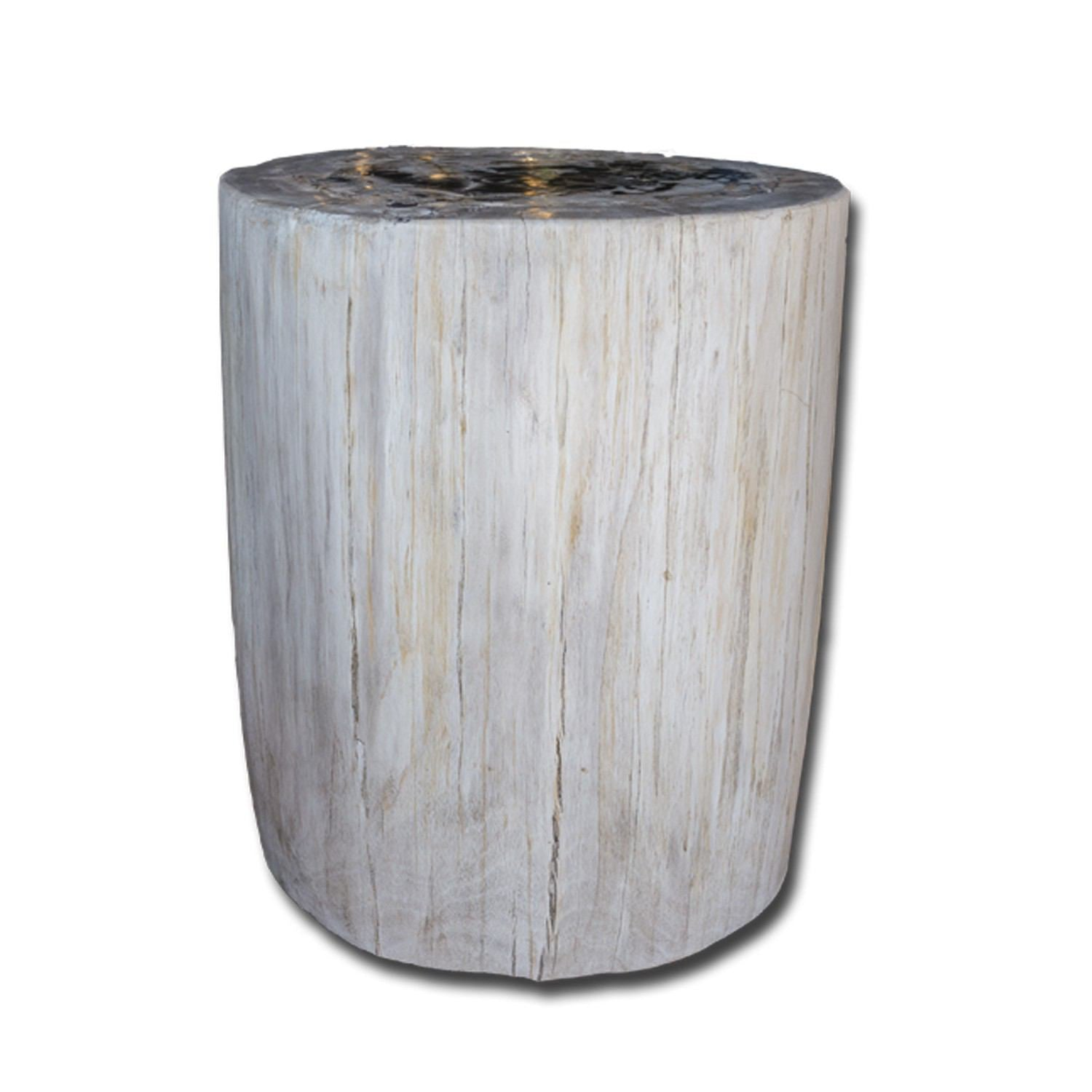 PF-2148 Petrified Wood Stool by AIRE Furniture