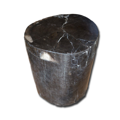 PF-2161 Petrified Wood Stool by AIRE Furniture