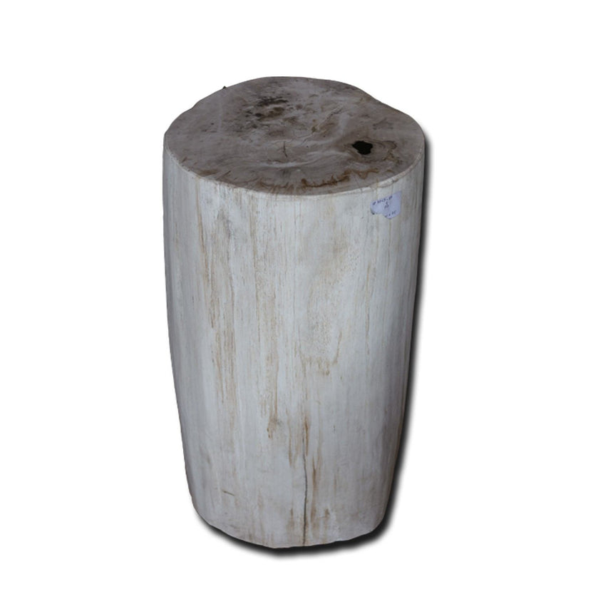 PF-2163 Petrified Wood Stool by AIRE Furniture