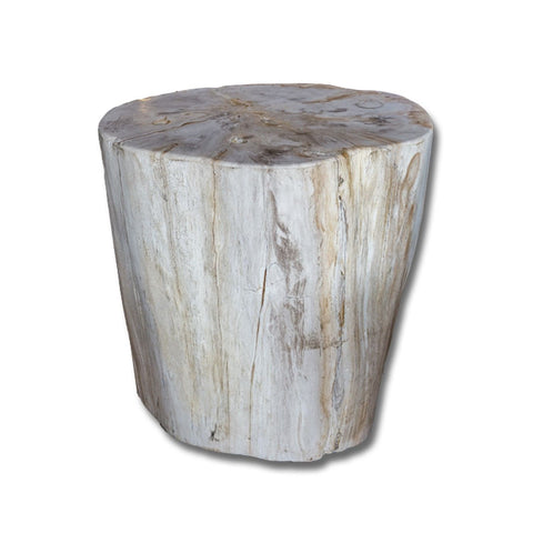 PF-2165 Petrified Wood Stool by AIRE Furniture
