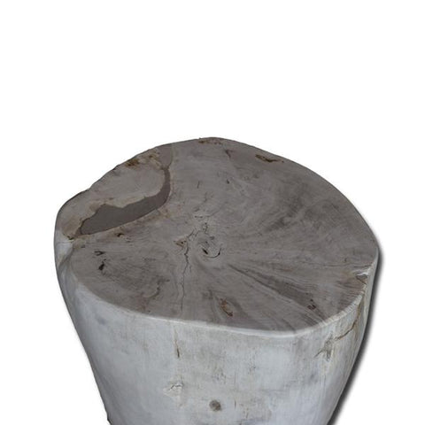 Petrified Wood Stool PF-2166