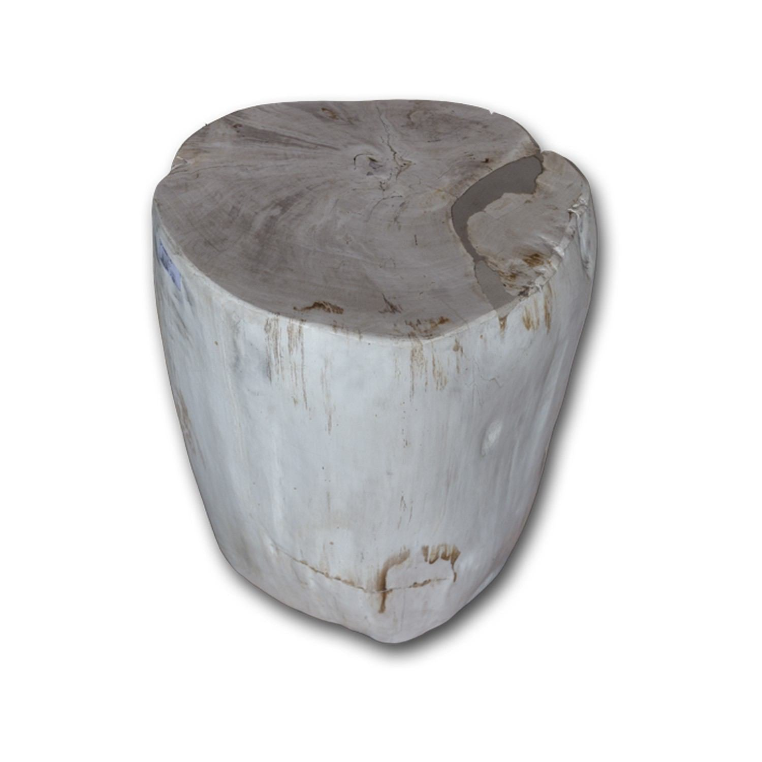 PF-2166 Petrified Wood Stool by AIRE Furniture