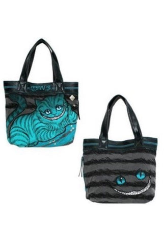 Cheshire Cat tote