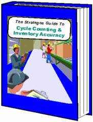 Strategos Guide to Cycle Counting & Inventory Accuracy   Training Edition