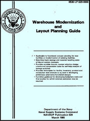Warehouse Modernization & Planning Guide (NS529)