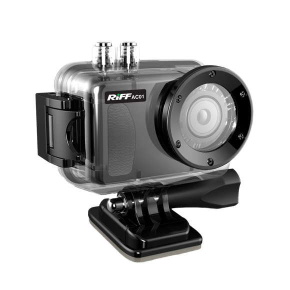 RIFF Dive / Action Camera - front