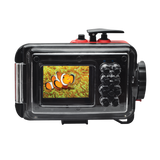 Underwater Digital Camera Dive Package -red - back