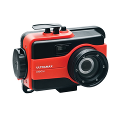 Underwater Digital Camera Dive Package - red - front