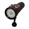 RIFF Hight Power LED Dive Video Light 2600 Lumens - front