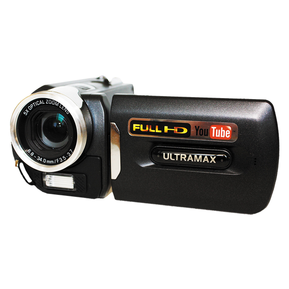 Underwater Digital Video Camera HD Body - front
