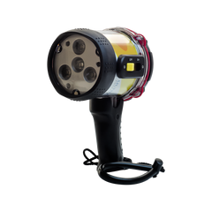 Ultrapower-II Underwater Video LED Dive Light - front