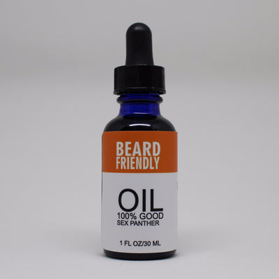 Sex Panther Beard Oil